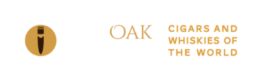 The Oak Lounge Riga – Cigars and whiskies of the world! Logo